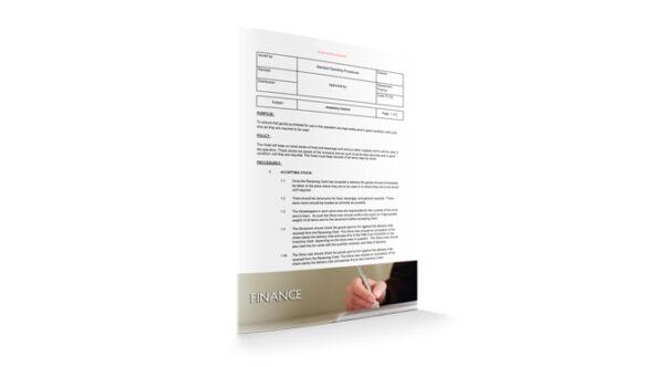 Inventory Control, Finance, by Sopforhotel.com