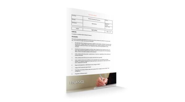 Night Auditing, Finance, by Sopforhotel.com